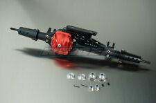 Wraith 90020 90018 90031 YETI 90026 Aluminum Complete Rear Axle with Steel Gear