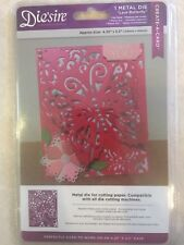 Die'sire 'Create-a-Card' Lace Butterfly Metal Die by Crafter's Companion NEW