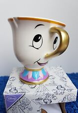 Primark Chip Mug Disney Beauty & The Beast NEW -Collectable - Sold Out - BNIB