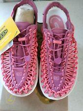 Women's KEEN UNEEK  Sport Sandals Size US7 Pink,Purple New