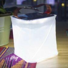 Collapsible Dimming Solar Camping Lantern Light