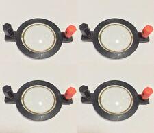 pcs 44.4mm AFT Diaphragm for B&C DE250-8 DE160-8 DE16-8 DE25-8 (80mm Frame)8Ohm