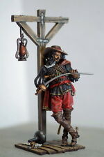 Lead soldier toy,french  musketeer,Elite handpainted item,detailed,gift,decor