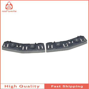 NEW 2x Bumper Bracket For 2014-2015 Jeep Cherokee Front LH & RH Outer Upper USA