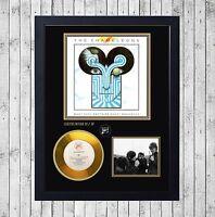 THE CHAMELEONS (2) CUADRO CON GOLD O PLATINUM CD EDICION LIMITADA. FRAMED