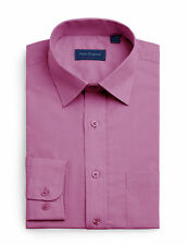 Peter Cotton Blend English Single Cuff Formal Shirts for Men