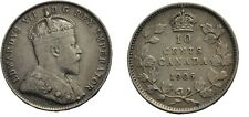 Canada 1905 Silver 10 cents