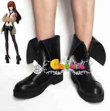 Anime Steins;Gate Makise Kurisu  Cosplay Shoes Boots Cos Accessary