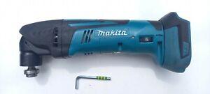 MAKITA Multi Tool DTM50 18v LXT LI-ion Star Protection Cordless Multi Tool.