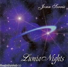 CD JONN SERRIE.....LUMIA NIGHTS........neuronium music.....
