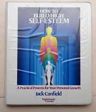 JACK CANFIELD HOW TO BUILD SELF-ESTEEM 6 CASSETTES MANAGEMENT SKILLS