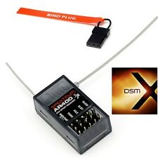 Spektrum AR400 4-Channel DSMX Aircraft Receiver SPMAR400 : DX6I