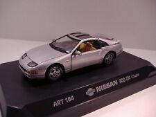 DETAIL CARS DETAILCARS 1:43 AUTO DIE CAST NISSAN 300 ZX COUPE GRIGIO ART 164
