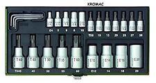 "Proxxon 23102 - Set llaves a tubo, 1/4"" + 1/2"", 24 piezas"