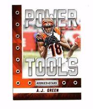 A.J. Green 2016 Panini Rookies & Stars, Power Tools , #11