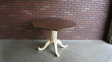 Henredon Country French Dining Table / Round Dining Table / Nook Table