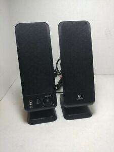 Logitech R-10 Computer Speakers  Model  S-0152A1