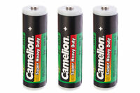3 Stück - Camelion 2R10 3V Zink-Kohle Stabbatterie | 3x 3010 DUPLEX
