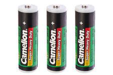 3 pièces-Camelion 2r10 3 v zinc-charbon Stabbatterie | 3x 3010