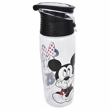 Disney Mickey & Minnie Flip Top Water Bottle BPA-FREE 25oz
