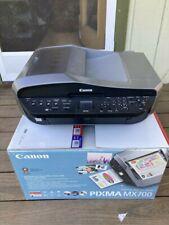 Canon PIXMA MX700 All-In-One Inkjet Printer