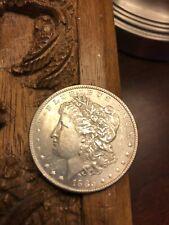UNC 1885 Morgan Silver Dollar
