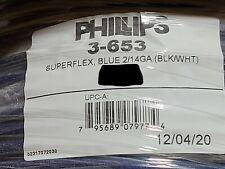 Phillips Industries 142c Arctic Superflex Trailer Cable Sae J1128 Blue 25ft