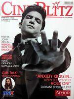 CineBlitz Aug 2016 Sushant Singh Rajput Salman Khan Pooja Hegde Kajal Aggarwal