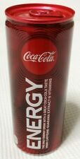 Limited Edition Japanese COKE Coca-Cola ENERGY drink/soda from Japan US SELLER!!