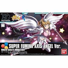 BANDAI HGBF 1/144 SUPER FUMINA AXIS ANGEL Ver Model Kit Gundam Build Fighters