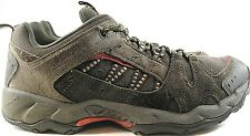 Columbia Men Athletic Shoes Size 13 Gray Leather Style BM3477.