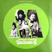 Michael Jackson & The Jackson 5 ‎LP Motown Anniversary - Limited Edition, Green