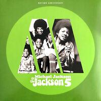 Michael Jackson & The Jackson 5 LP Motown Anniversary - Limited Edition, Green