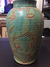 RARE Disney Auctions Jenchi Wu Tinker Bell In Heart LE50 Clay Vase