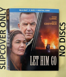 Let him Go (2021) - Blu-ray Slipcover ONLY - NO DISCS