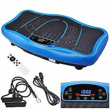 Vibration Power Plate Platform with USB & Bluetooth & Magnet Foot Massage