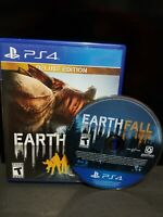 EARTHFALL Deluxe Edition Playstation 4 PS4