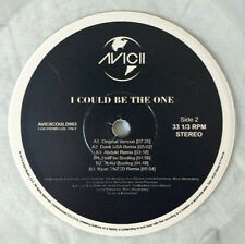 "AVICII VS NICKY ROMERO "" I COULD BE THE ONE ""  12"" PROMO ** COLOURED VINYL **"