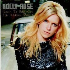 (CE899) Holly Rose, Down To One Kiss - 2009 DJ CD