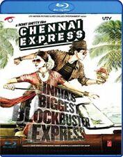 CHENNAI EXPRESS (2013) SHAHRUKH KHAN, DEEPIKA - BOLLYWOOD BLU-RAY