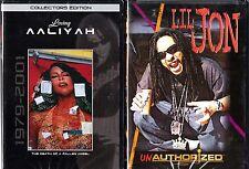 Aaliyah - Losing Aaliyah & Lil John Unauthorized;2 DVDs