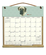 MASTIFF DOG CALENDAR WITH THE REST OF 2018, 2019 & AN ORDER FORM FOR 2020