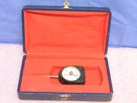 Scherr-Tumico Precision Dial Dynamometer +/- 15-gram Grammes Grams w/Case