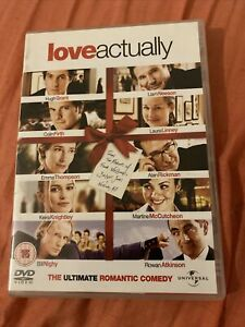 Love Actually (DVD Region 4, 2) Hugh Grant, Emma Thompson, Bill Nighy
