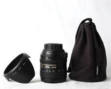 Nikon Zoom-NIkkor 24-85mm f/3.5-4.5 AF-S VR IF ED G Lens - Black