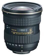 Tokina Manual Focus Zoom DSLR Camera Lenses