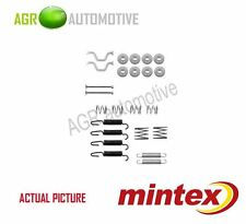 MINTEX REAR PARKING BRAKE SHOES SET FITTING KIT GENUINE OE QUALITY - MBA816