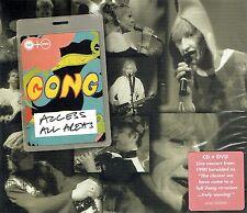 CD + DVD - GONG - Live