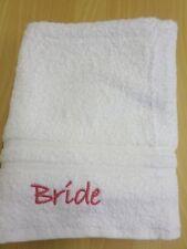 Articles de mariage blancs, personnalisés