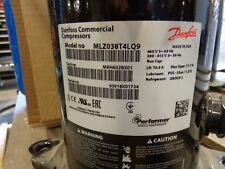 Compressor, MLZ038T4LQ9, Danfoss Scroll Refrigeration